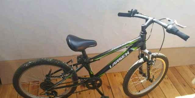 """Горный велосипед 20"""" в отличном состоянии"""
