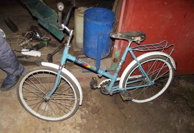 Ретро велосипед Школьник