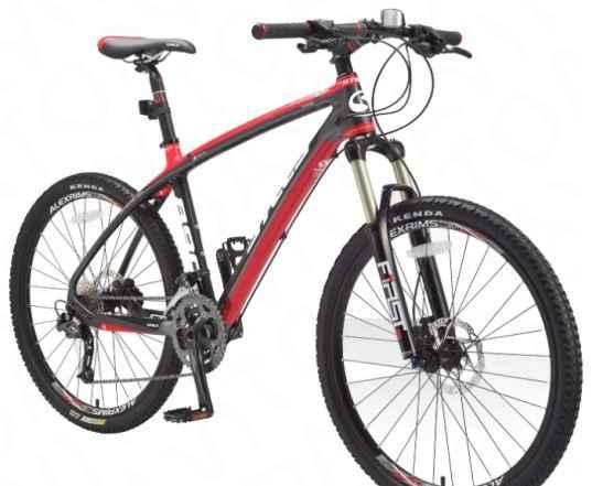 Карбоновый велосипед Stels Навигатор 890 d - Фото #1