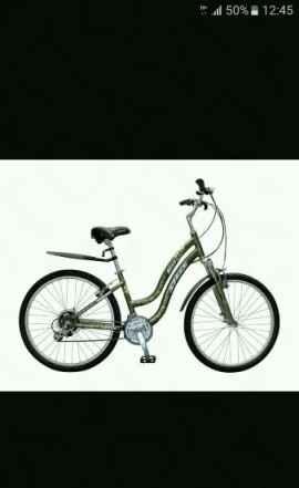 Женский горный велосипед Miss Стелс 7300