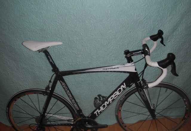 Thompson Antares - Карбоновый шоссейный велосипед - Фото #1