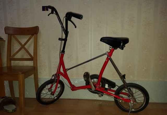 Велосипед Bridgestone One Touch Picnica - Фото #1