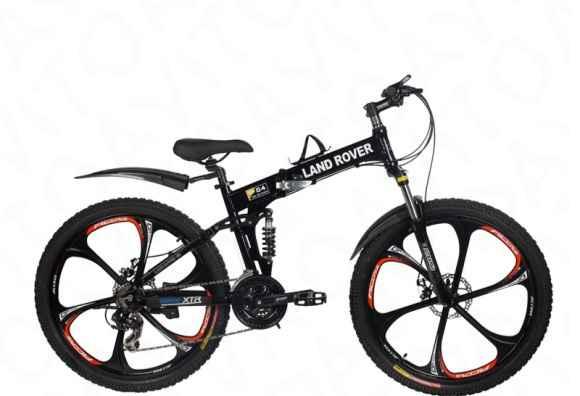 """Велосипед складной Ленд Rover 26"""" - Фото #1"""
