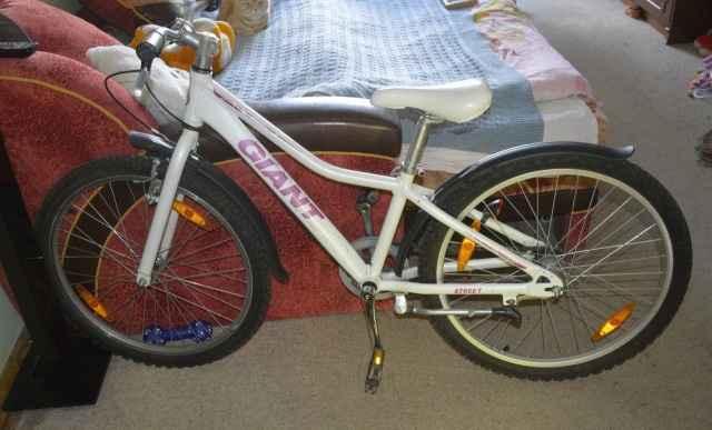 велосипед фирмы Giant в хорошем состоянии - Фото #1