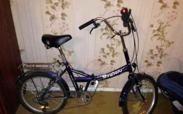 Велосипед складной и легкий алюминиевый сплав под - Фото #1