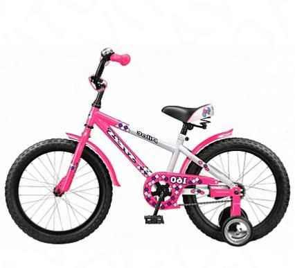 Десткий велосипед Стелс 18 Pilot 160 для девочки - Фото #1