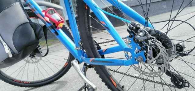 "Горный велосипед 29"" рама размер L"