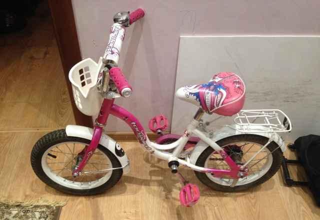 Велосипед для девочки Форвард, 14 дюймов - Фото #1