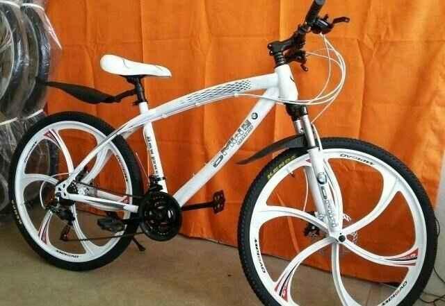 новые велосипеды на литых дисках
