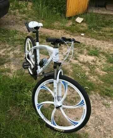Велосипеды на литых дисках бмв - Фото #1