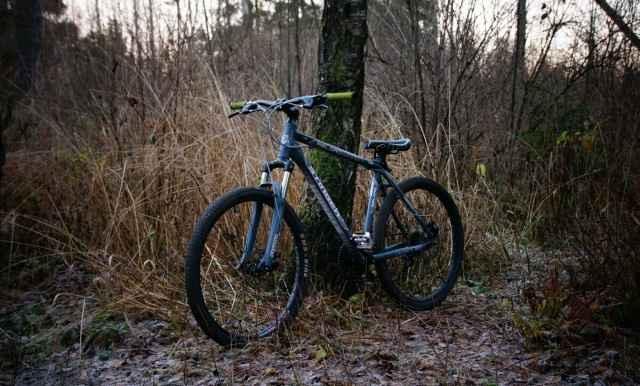 Горный велосипед Stinger Reload 2.5 (тюнинг) + кам - Фото #1