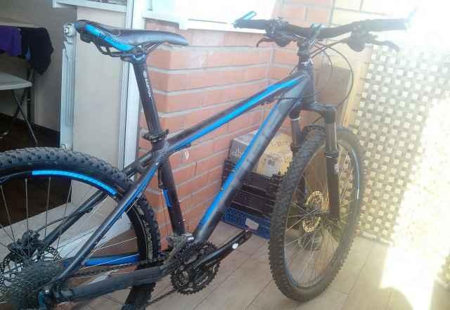 Горный велосипед (вилка воздух) Куб Acid 2013 16