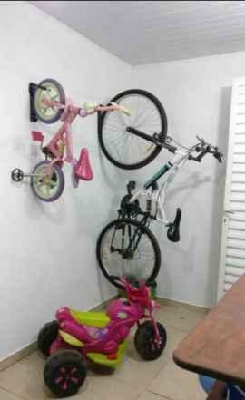 Крепление для велосипеда (настенное) -1шт