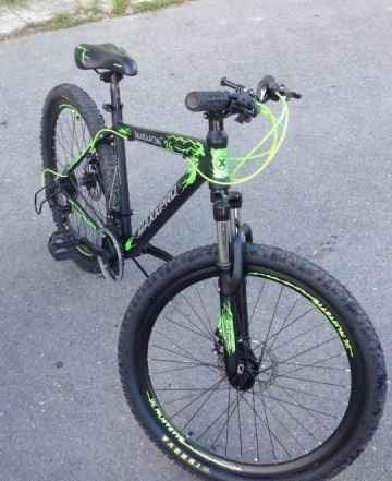 Велосипед мтб maxxpro marafon