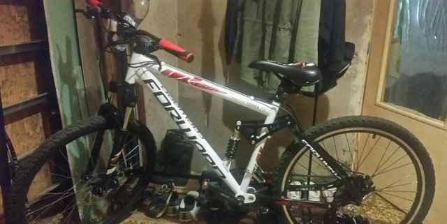 Велосипед Forward Terra 2.0 disc