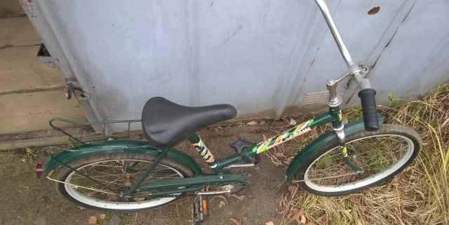 """Велосипед """"Школьник"""" - Фото #1"""