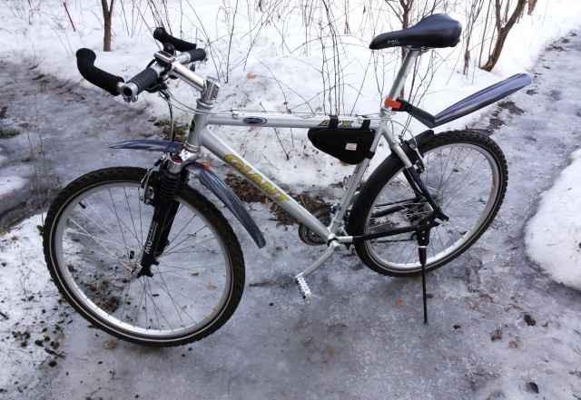Велосипед Giant отличные состояние и комплектация - Фото #1