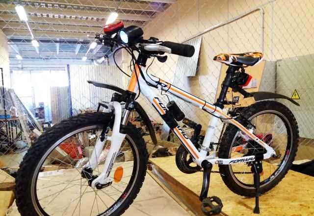 Горный детский велосипед Forward хардтейл в идеале - Фото #1