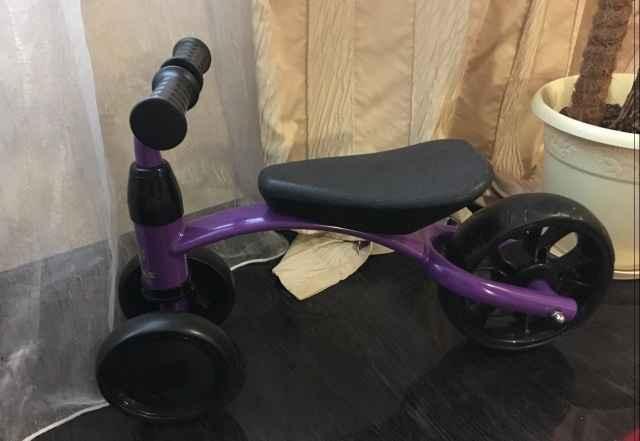 Беговел новый(велосипед 3-х колесный) Kreiss
