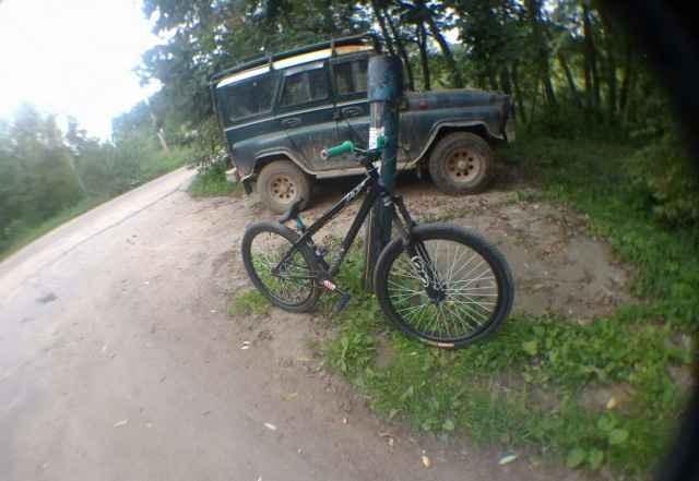 Велосипед стрит/дерт Spank Tweet Tweet