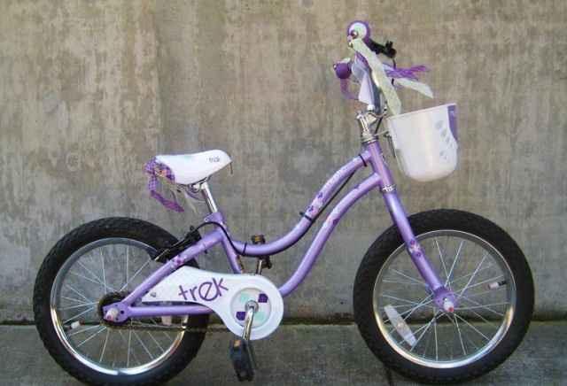 Велосипед для девочки Trek Mystic 16 (2014) - Фото #1