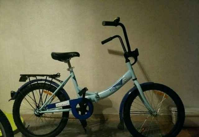 Велосипед Viva 20 складной детский 7-13 лет - Фото #1