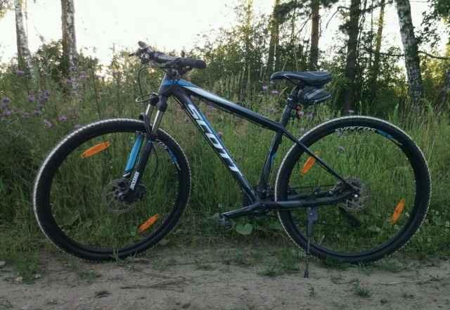 Scott scale 960 велосипед на 29 дюймовых колесах - Фото #1
