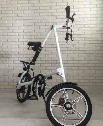 велосипед складной Lambdaped, аналог Strida