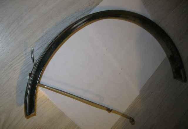 Крыло для велосипеда - Фото #1