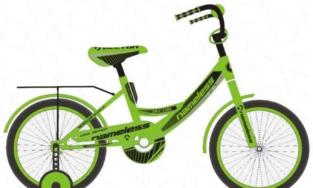 """Велосипед nameless 18"""" Vector"""