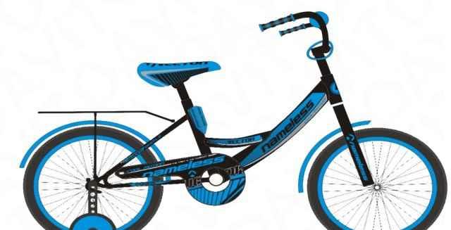 """Велосипед nameless 16"""" Вектор - Фото #1"""