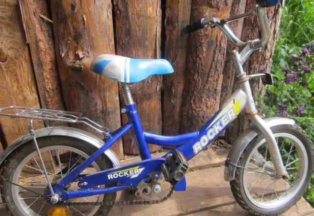 Велосипед детский Rocker - Фото #1