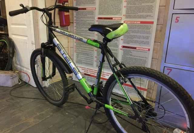 Велосипед б/у stales nevegator - Фото #1