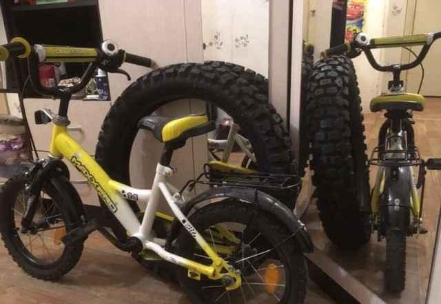 Велосипед детский 14' - Фото #1