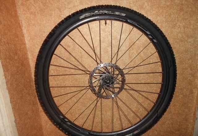 Колесо на спортивный велосипед - Фото #1