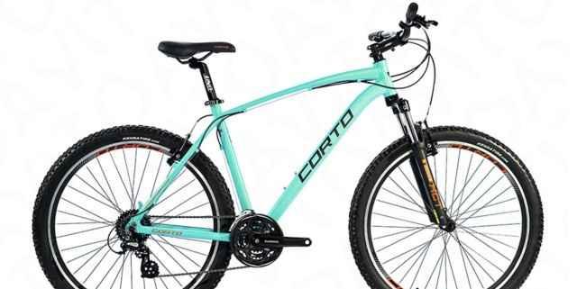Новый Велосипед Corto FC527 SLY 27,5