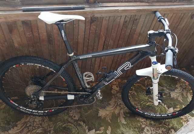 Карбоновый горный велосипед - Фото #1
