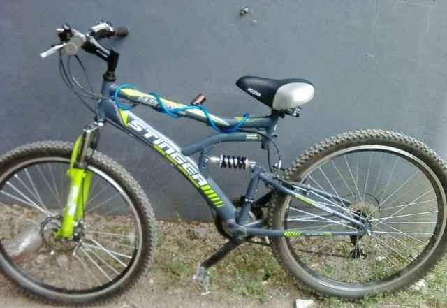 Продаётс стингер+shtren велосипеды - Фото #1