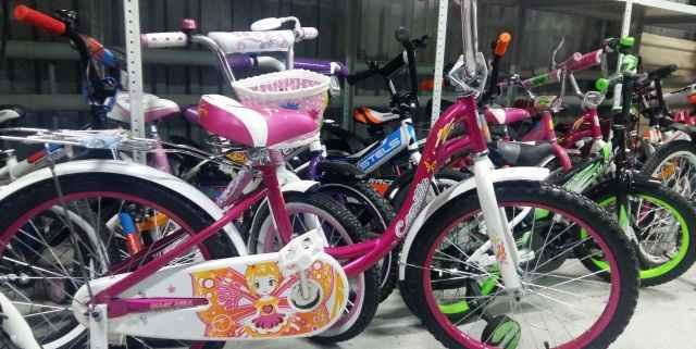 Новый велосипед Камилла 20 - Фото #1