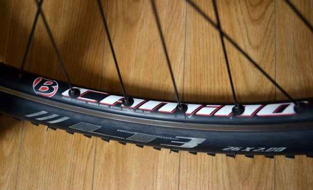 """Обода для горного велосипеда 26"""" Bontrager Camino - Фото #1"""
