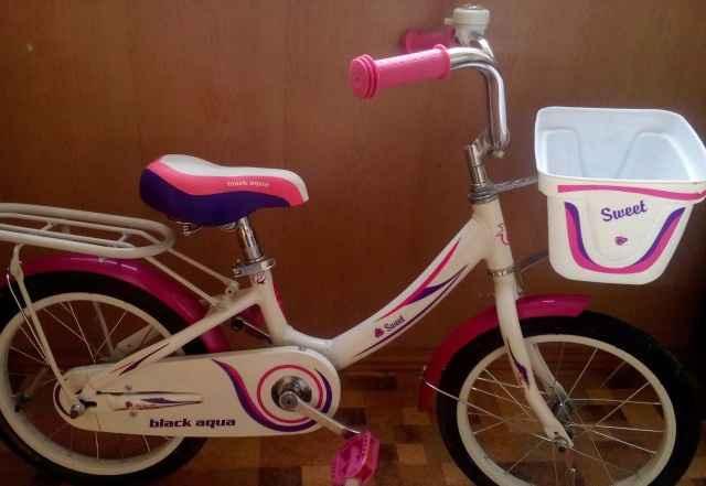 Алюминиевый велосипед на 16 Свит - Фото #1