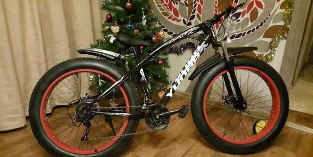 Велосипед-внедорожник - Фото #1