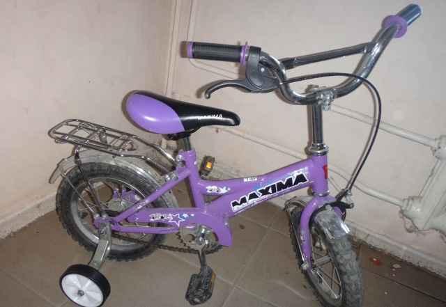 Велосипед новый, на 12 дюйм, от 2,5 лет -4,5 лет - Фото #1
