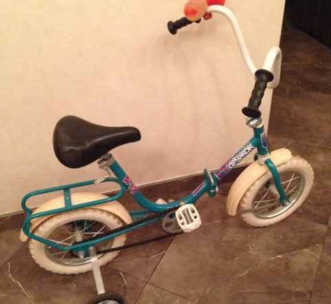 Велосипед Дружок