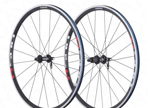 Колёса для шоссейного велосипеда Shimano R501 под - Фото #1