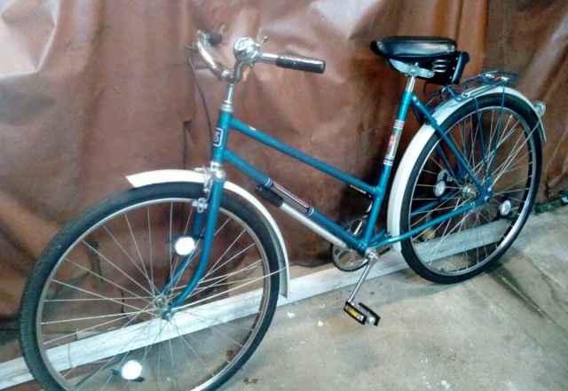 Велосипед дорожный СССР - Фото #1