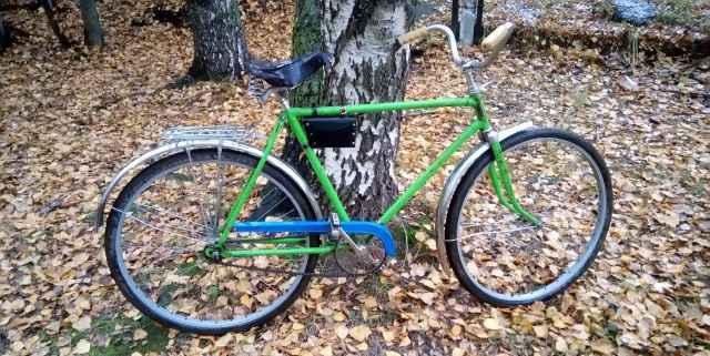 велосипед б/у в рабочем состоянии - Фото #1