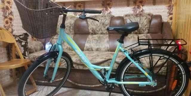 "Велосипед колесо26"" с 3х скор. Втулкой"