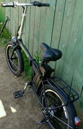 Электровелосипед новый дорожный 20 - Фото #1