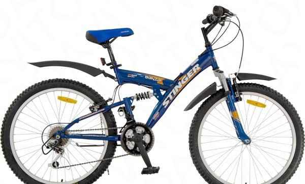 велосипед Стингер - Фото #1